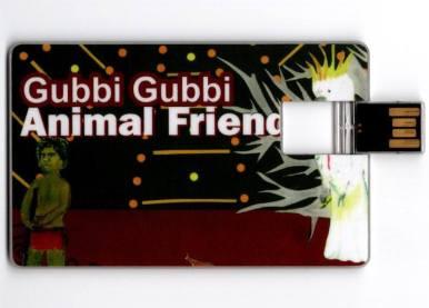 Gubbi Gubbi Animal Friends - USB Audio Book